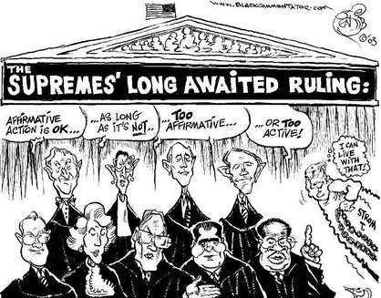 Decision - Regents of the University of California v. Bakke